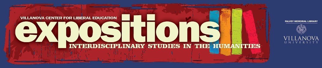 Expositions: Interdisciplinary Studies in the Humanities